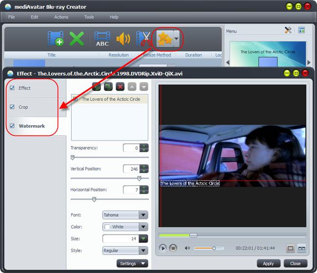 Burn Video to DVD