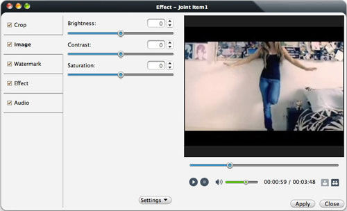 How to convert different format videos mac