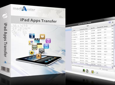 iPad Apps Transfer for Mac