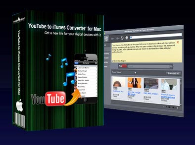 YouTube to iTunes Converter Mac