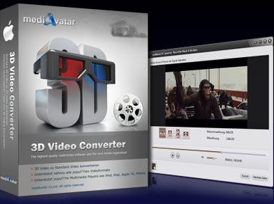 3D Converter  Mac