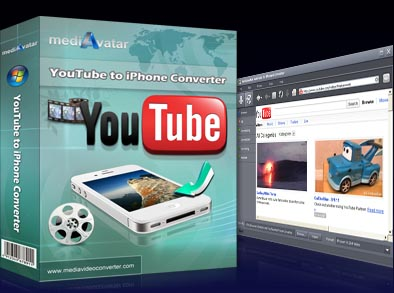 YouTube to iPhone Converter